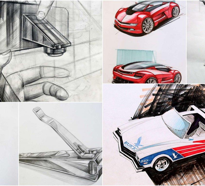 Endüstri Ürünleri Tasarımı (Industrial Design)